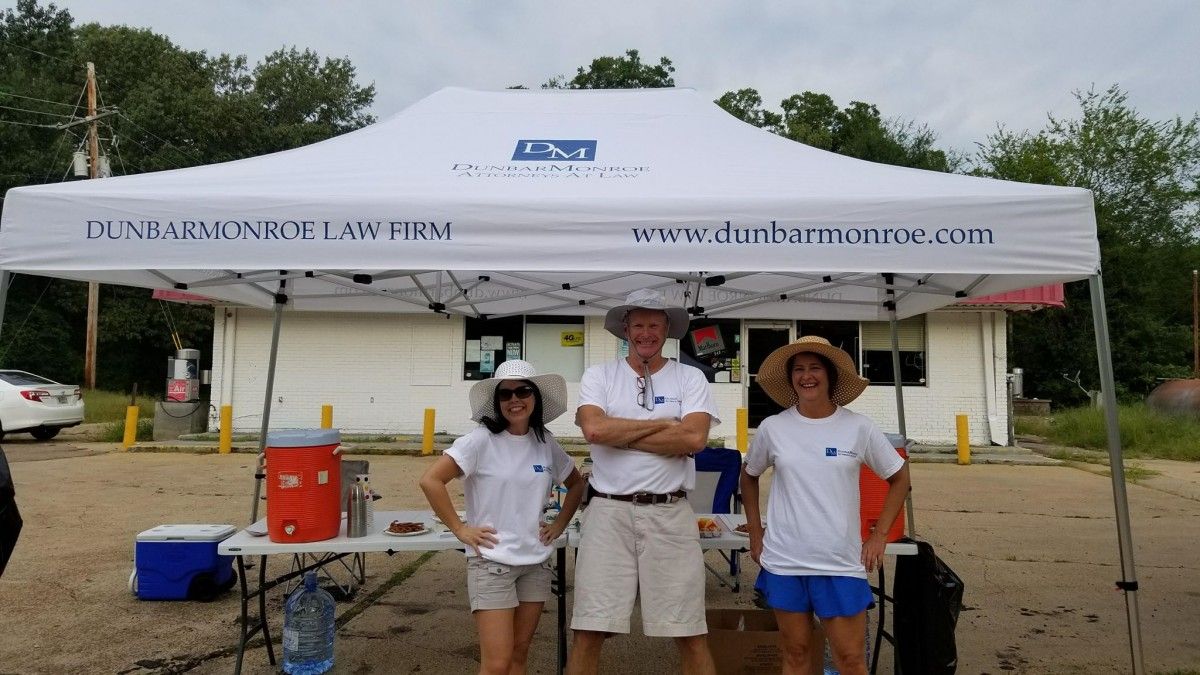 DunbarMonroe, Attorneys At Law - Fund for the Girls Sponsorship 17