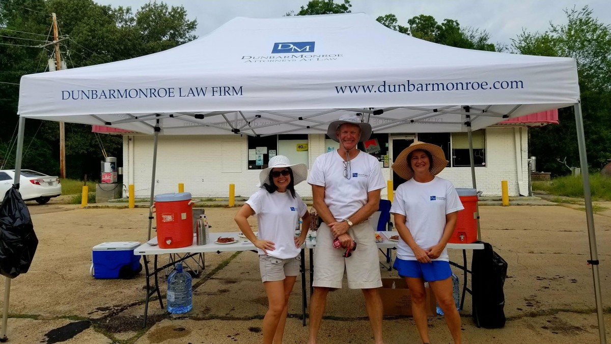 DunbarMonroe, Attorneys At Law - Fund for the Girls Sponsorship 18